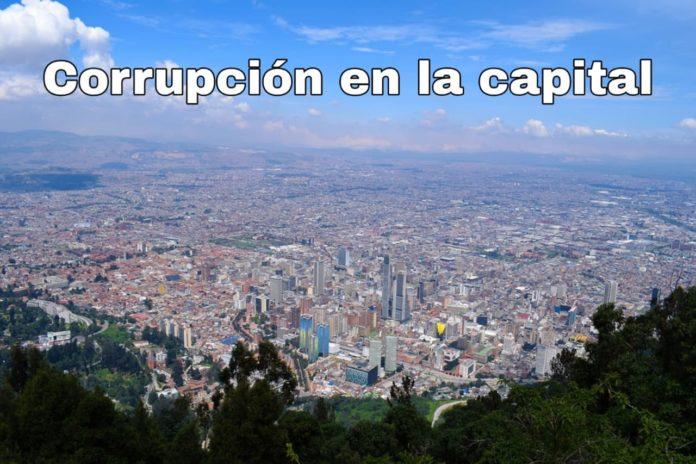 Corrupción en Bogotá
