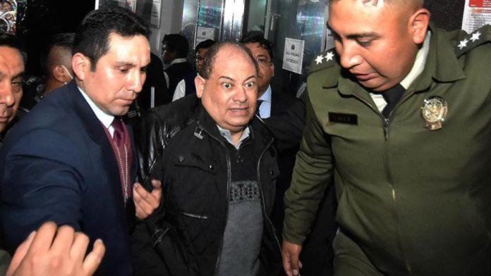 Bolivia: Exministro de Gobierno imputado por caso de corrupción