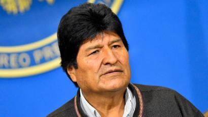 Evo Morales, envuelto en escándalo de corrupción en Bolivia