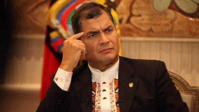 Fiscalía ecuatoriana entrega pruebas en caso de corrupción de Rafael Correa