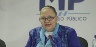 Fiscal de Guatemala crea Secretaría Contra la Corrupción